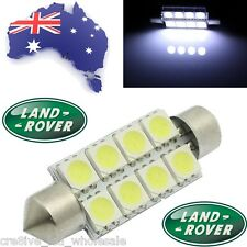 Land Rover Dome Light Upgrade ULTRA WHITE 8SMD LED Defender 90 110 130 Discovery