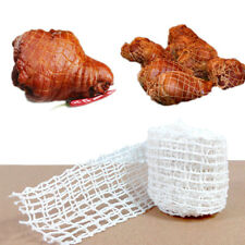 3 Meters Cotton Meat Net Ham Sausage Packaging Meat Hot Dog Butcher String Nets