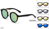 Cute Kids Sunglasses Fashion Retro Classic Flash Mirror Lens UV 100%  Lead Free