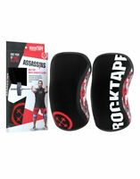 Rocktape Assassins Knee Sleeves Trainging Protection & Support 7mm - Red Camo