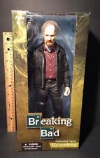 "Breaking Bad HEISENBERG 12"" COLLECTIBLE FIGURE Mezco #75271 Hat + Glasses NEW"