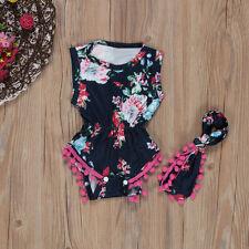 Kleinkinder Baby Kinder Mädchen Junge Strampler Overall Outfits Kleidung Menge