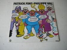 Font et Val Baader  33 tours LP