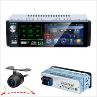 "4.1"" Touch Screen Car MP5 Player Bluetooth FM Radio with HD Dynamic Track Camera"