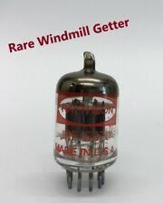 5670 2C51 396 A Raytheon Windmill Getter 1 Pièce NOS tube valve
