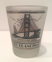 Shot Glass San Francisco