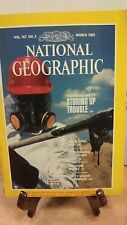 National Geographic Magazine Nat Geo March 1985(NG29)