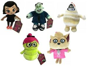 OFFICIAL LICENCED HOTEL TRANSYLVANIA SOFT PLUSH TOYS 15CM CHOICE OF CHARACTERS
