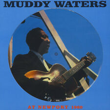 Muddy Waters AT NEWPORT 1960 Live Album 180g DOL New Vinyl Picture Disc LP