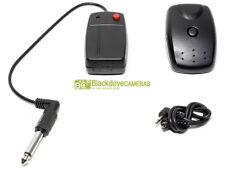 Radio trigger system multicanale per flash.