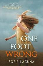 One Foot Wrong, Sofia Laguna, New Book