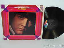 P.J. PROBY What's Wrong With My World LP Liberty LST-7561 stereo 1968 Promo