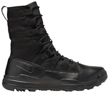 "Nike SFB Field GEN 2 8"" Black Tactical Military Boots Shoes - [Mens Size 8]"