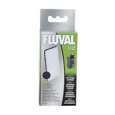 FLUVAL poly-aktivkohle Inserto del filtro para filtro interior U2, NUEVO