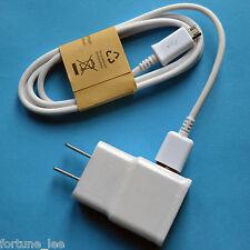 TRAVEL Adapter ETA-U90JWS USB Charger Samsung Galaxy S4 IV i9500 Note II 2 N7100
