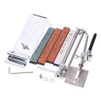 ruixin Juego afilador cuchillos angulo fijo promovido Completo Metal Acero iE8P5