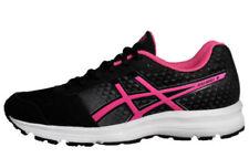 Scarpe da ginnastica neri marca ASICS per donna tela