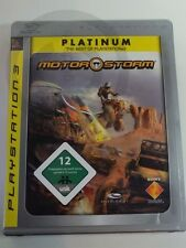 Playstation PS3 Game MOTORSTORM Platinum, USED BUT GOOD