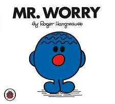*BRAND NEW* MR WORRY by ROGER HARGREAVES (Toddler book, Mr Men)