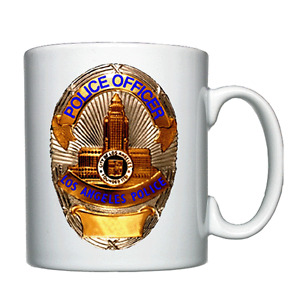LAPD - Los Angeles Police Department - Personalised Mug / Cup