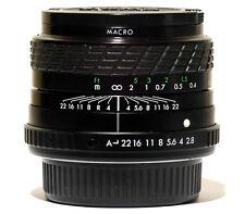Sigma 24mm f/2.8 Super Wide II 1:4 Macro A Mount Lens Pentax KA/K7/PKA/K10D