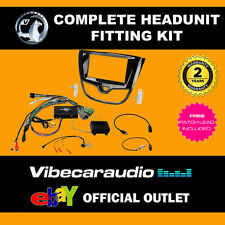 Connects2 CTKVX39 Vauxhall Viva Double Din Fascia & Steering Wheel Fitting Kit