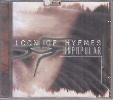 ICON OF HYEMES Unpopular CD-EP w/ CD-ROM Track SADIST/PESTILENCE/AT THE GATES