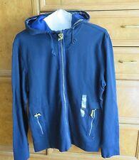 Men's Nautica hoodie full zip sweatshirt size M brand new NWT $89.50