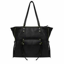 Kooba Everette Leather Tote, Black