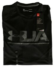 Men's Under Armour Heatgear Shirt, Black, Size M, New with Tags