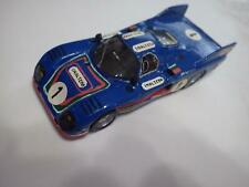 RD Marmande (France) Blue Ford Inaltera Coupe Le Mans 1970 Wood 1:43