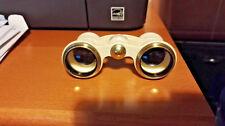 Vintage  Soviet Russian Ivory Opera Theatre Binoculars