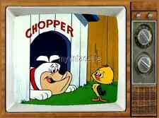 "Yakky Doodle Duck & Chopper Tv Fridge Magnet 2"" x 3"" Saturday Morning Cartoons"