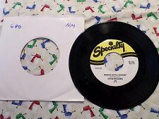45 RPM : Little Richard Whole Lotta Shakin' Specialty 680 Re-issue