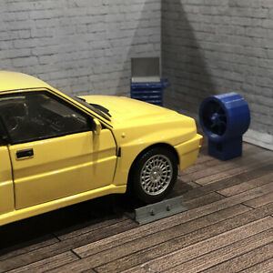 Dyno Test Dynamometer Kit for 1:24 Diorama Garage / Workshop scale Car Model