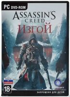 Assassin's Creed: Rogue (PC, 2014) Russian version