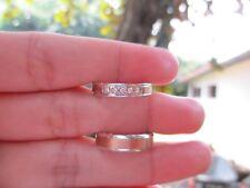 .12 Carat Diamond Twotone Gold Wedding Ring 14k codeWR78 sepvergara