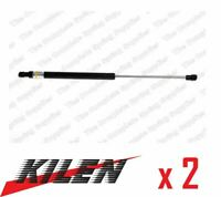 2 x NEW KILEN FRONT AXLE BONNET GAS SPRING SET GENUINE OE QUALITY 310003