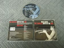 Miles Davis the complete birth of the cool - CD Compact Disc