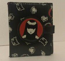 """Emily The Strange """"Emily's Strange Posse"""" Tri-Fold Wallet"""