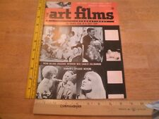 Peter Sellers SEXY Art Films International 1964 V1 #6 movie magazine Love Scenes