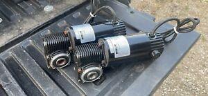 Bison 90V DC Gearmotor, 021-756-8460, 756 Series, 1/8 HP (1 MOTOR)