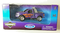 HTF Muscle Machines Stampeders Ford F150 1:43 Scale