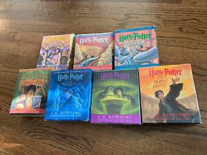 Harry Potter Complete Collection Audio CD Set Books 1 - 7 JK Rowling & Jim Dale