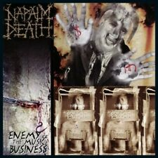 NAPALM DEATH - ENEMY OF THE MUSIC BUSINESS LP ☆☆☆NEU/NEW☆☆☆