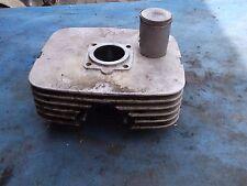 Motobecane TM 4 : Zylinder mit Kolben Laufflächen i.O. Ansaugstutzen Bj. 1985