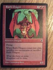 MTG - Rathi Dragon EX