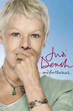 And Furthermore, Judi Dench - Hardcover Book