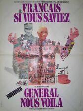 fançais si vous saviez.De Gaulle.2eme epoque.Politzer
