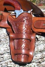 Redoog Leather, Cowboy Western Holster & Belt, FA Meanea rig!